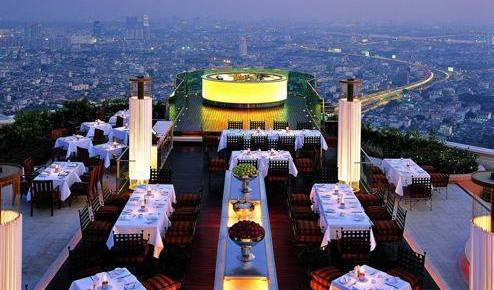 Lebua at State Tower - Search for free rooms and guaranteed low rates in Bangkok 20 photos