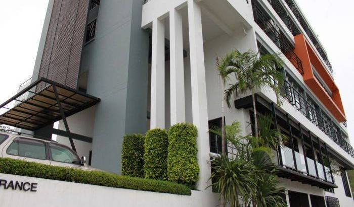 Manita Boutique Hotel - Search for free rooms and guaranteed low rates in Bang Lamung, top 10 hotels and hostels in Ban Bang Saen (2), Thailand 30 photos