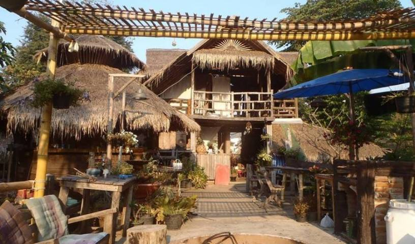 PaiZen River Jam Hostel - Search for free rooms and guaranteed low rates in Pai 33 photos