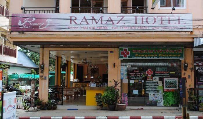 Ramaz Hotel - Tìm phòng sẵn có cho đặt phòng khách sạn và nhà nghỉ tại Patong Beach 6 ảnh