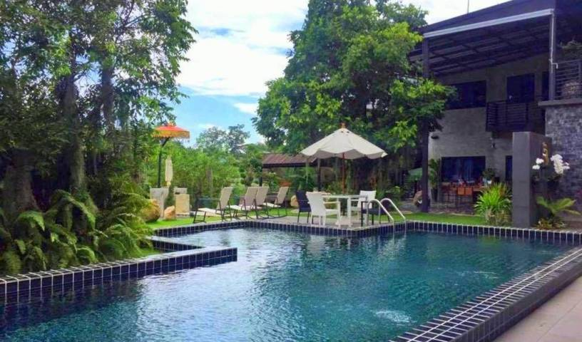 Riverside Luxury Pool Villa 88 Place - Get low hotel rates and check availability in Chiang Mai 1 photo