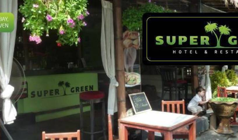 Super Green Hotel Bar Restaurant - Get low hotel rates and check availability in Ban Chalong 28 photos