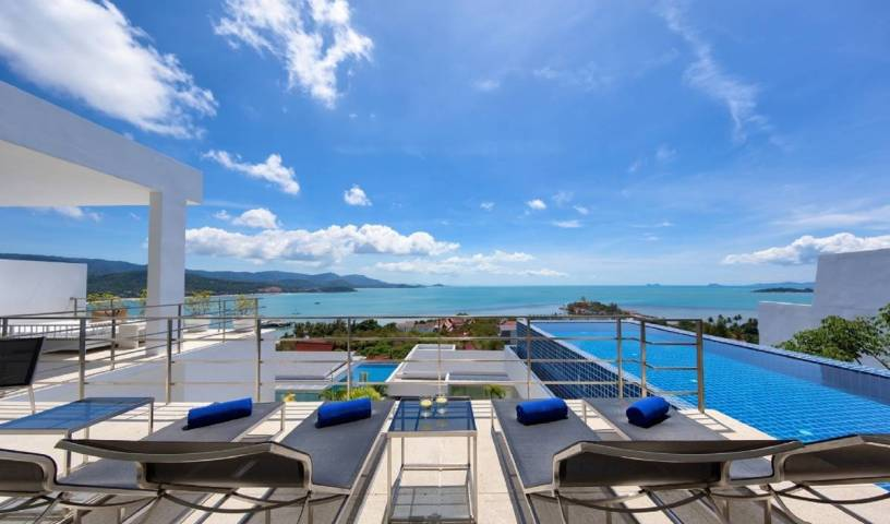Unique Villas Residences - Search available rooms for hotel and hostel reservations in Amphoe Ko Samui 5 photos