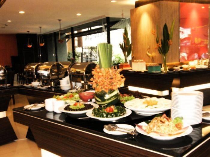 Grande Ville Hotel, Bangkok, Thailand, Hoteles baratos en Bangkok