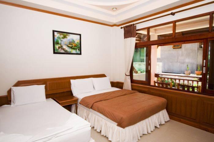 Haad Yao Resort, Ko Phangan, Thailand, Thailand hotely a ubytovny