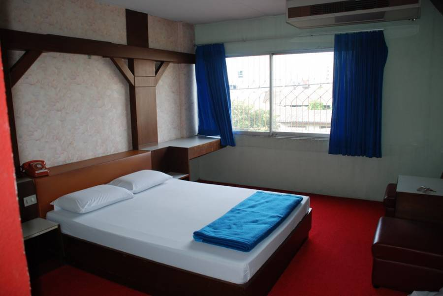 Happy Inn Hotel, Bang Kho Laem, Thailand, rural hotels and hostels in Bang Kho Laem