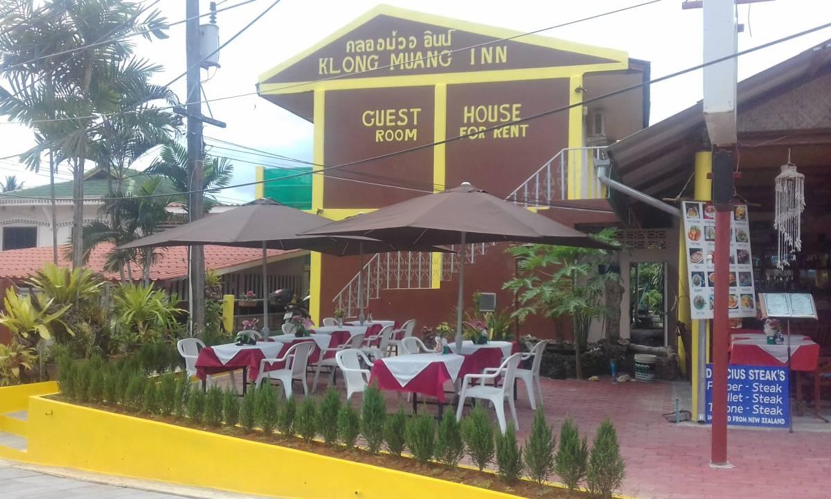 Klong Muang Inn, Ao Nang, Thailand, Thailand hotels en hostels