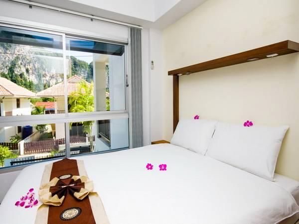 Krabi Apartment Hotel, Krabi, Thailand, Voyages et hôtels de premier ordre dans Krabi