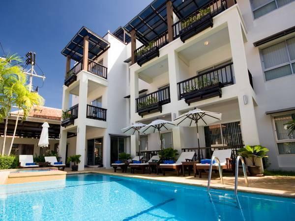 Krabi Apartment Hotel, Krabi, Thailand, Thailand hôtels et auberges