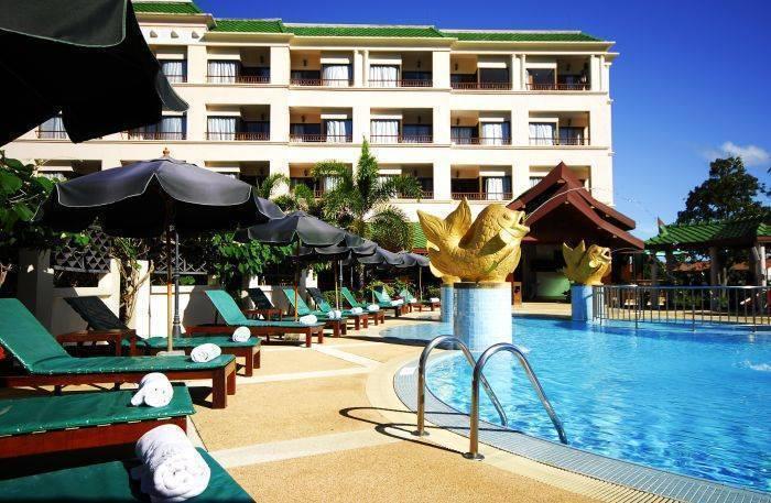 Krabi Heritage Hotel, Ban Ao Nang, Thailand, Thailand hotels and hostels