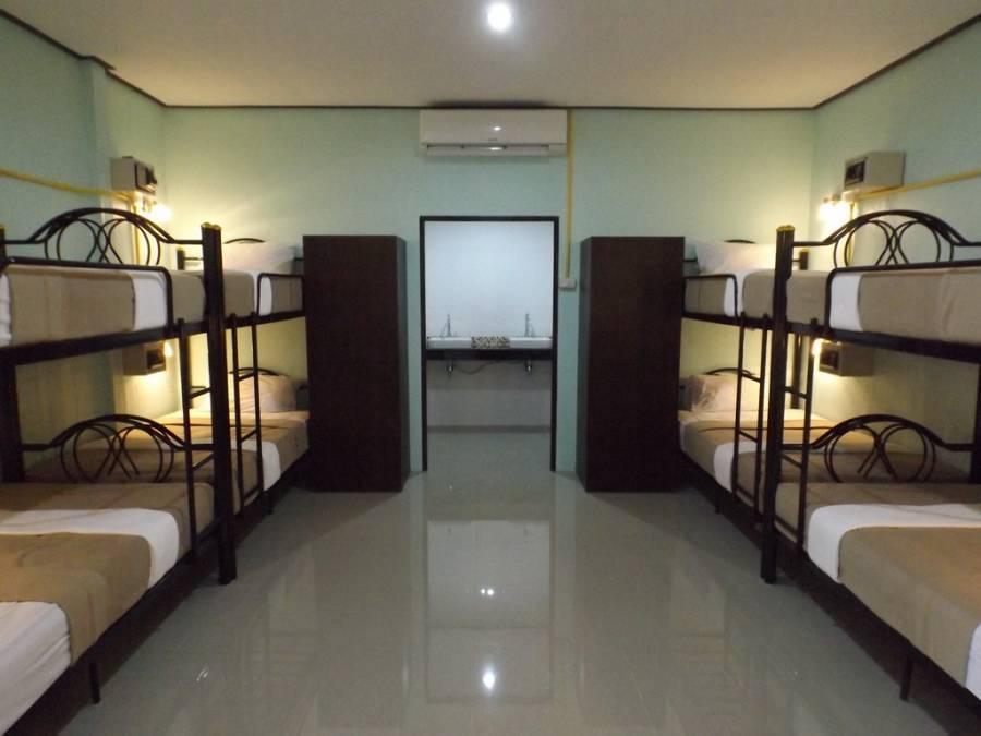 Lanta Long Beach Hostel, Ko Lanta, Thailand, Thailand hoteli i hosteli