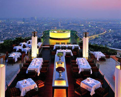 Lebua at State Tower, Bangkok, Thailand, Thailand hôtels et auberges