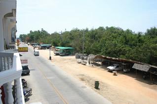 Maggie Mays Guesthouse, Jomtien, Thailand, Thailand hoteli in hostli