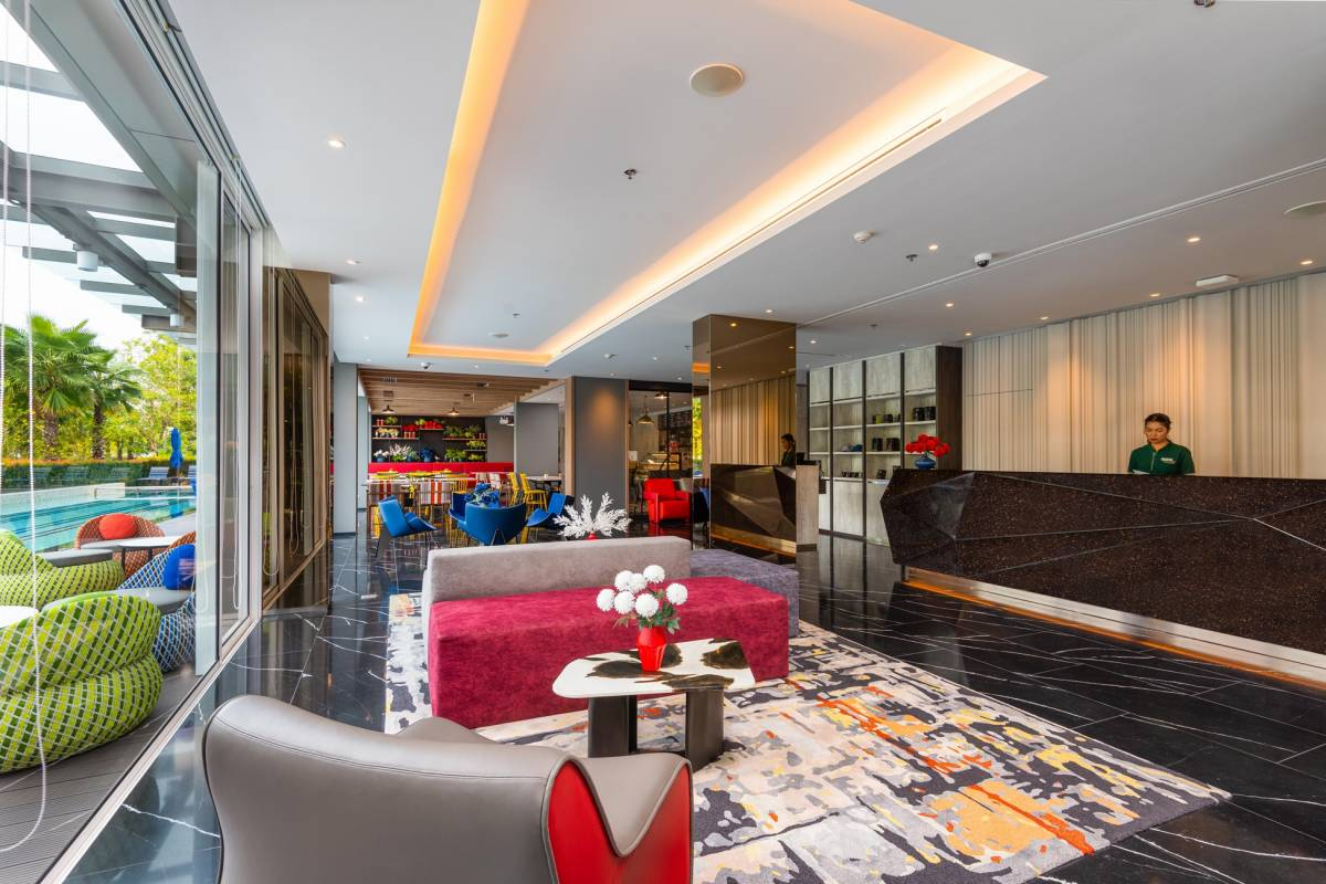 Maitria Hotel Rama 9 Bangkok, Bang Kapi, Thailand, top destinations in Bang Kapi