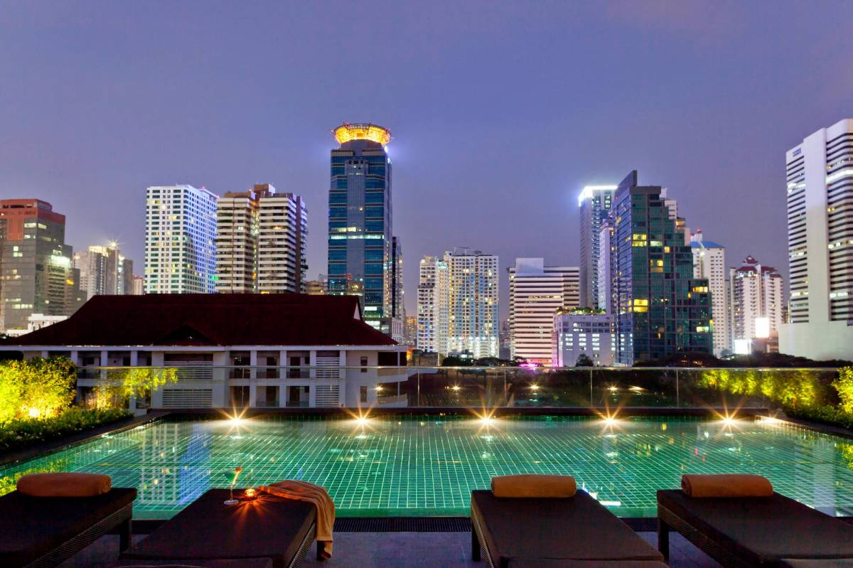 Maitria Mode Sukhumvit 15 Bangkok, Bangkok, Thailand, Thailand hostels and hotels