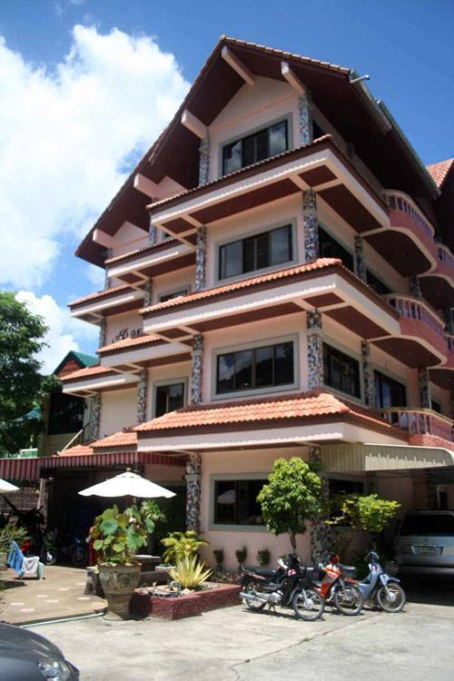 M's Guesthouse, Patong Beach, Thailand, Thailand hotels and hostels