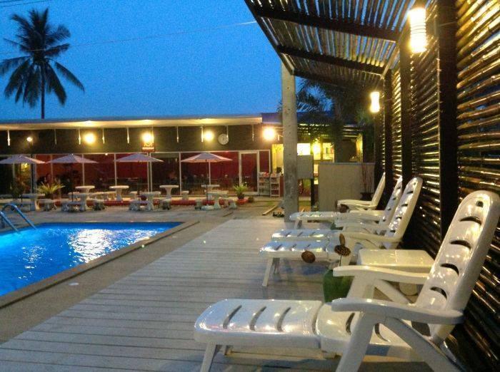 Nest Boutique Resort, Lat Krabang, Thailand, Thailand khách sạn và ký túc xá