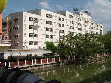 New World City Hotel, Bang Kho Laem, Thailand, Thailand hôtels et auberges