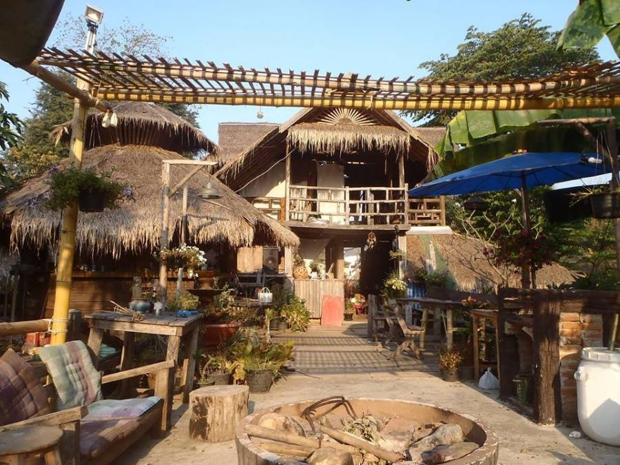 PaiZen River Jam Hostel, Pai, Thailand, Thailand hotels and hostels