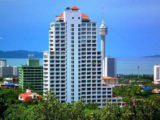 Pattaya Hill Resort, Pattaya, Thailand, Thailand hoteller og vandrehjem