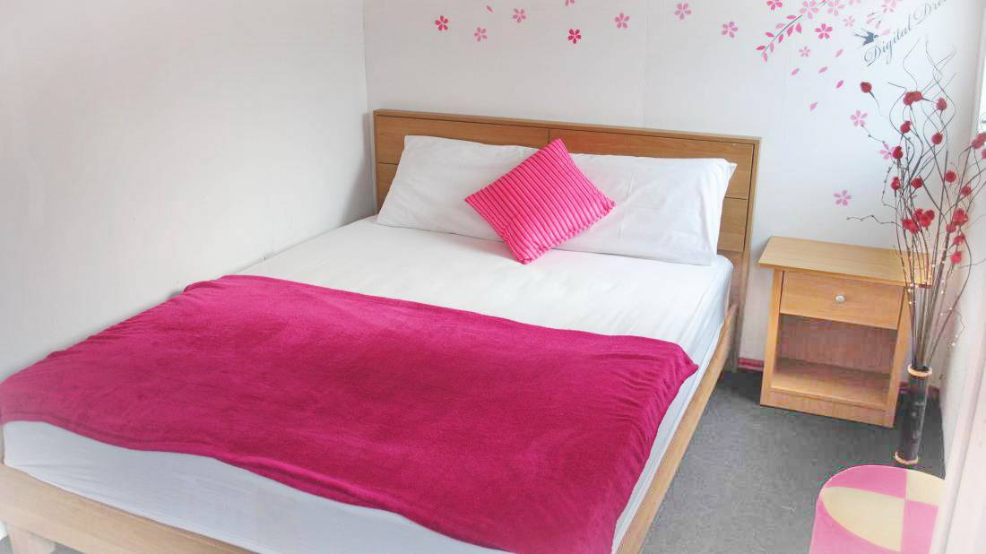 Pink Guest House, Bangkok, Thailand, Thailand hotels and hostels