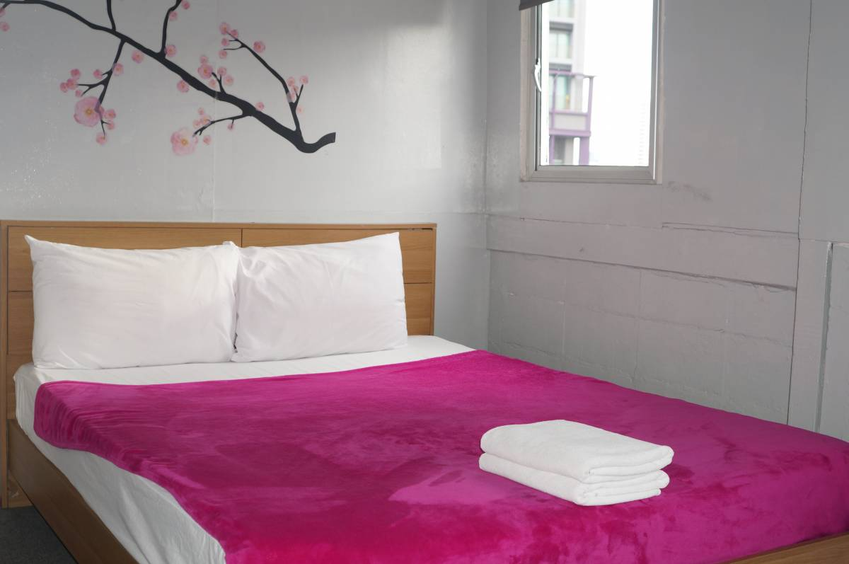 Pink Guest House, Bangkok, Thailand, low cost vacations in Bangkok