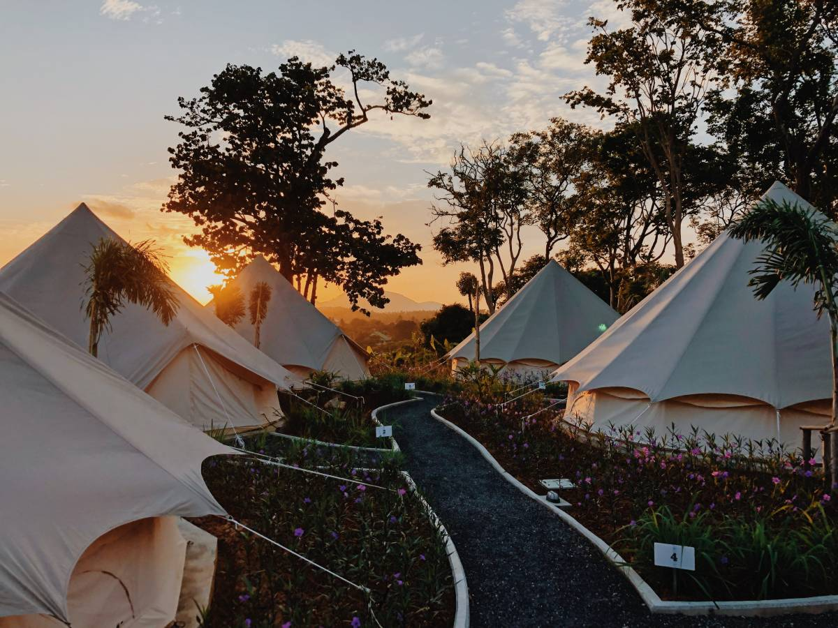 Roost Glamping, Phuket, Thailand, Thailand hotels and hostels