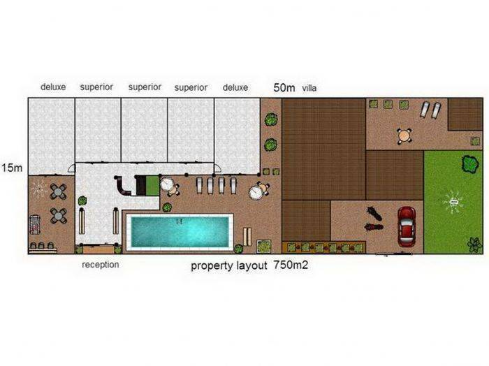 Royal Prince Residence, Patong Beach, Thailand, hotel comparisons in Patong Beach
