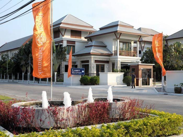 Royal Sammuk Villa, Ban Bang Saen (2), Thailand, safest places to visit and safe hotels in Ban Bang Saen (2)