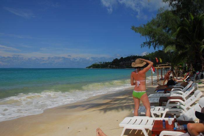 See Through Boutique Resort, Bang Rak, Thailand, prostem BNB in hoteli v Bang Rak
