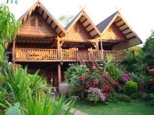 Thai House Isaan, Mukdahan, Thailand, Thailand hotels and hostels