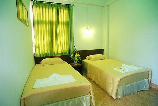 Thaksin Grand Home, Phi Phi Don, Thailand, what is an eco-friendly hotel in Phi Phi Don