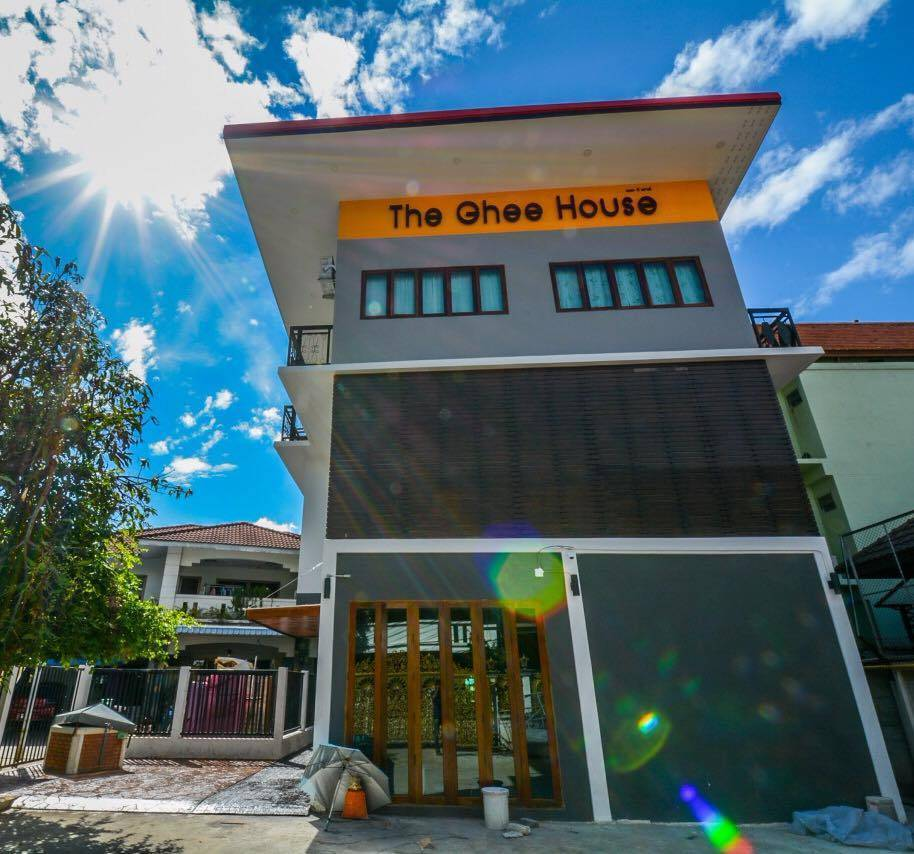 The Ghee House, Chiang Mai, Thailand, top 5 hotels and hostels in Chiang Mai