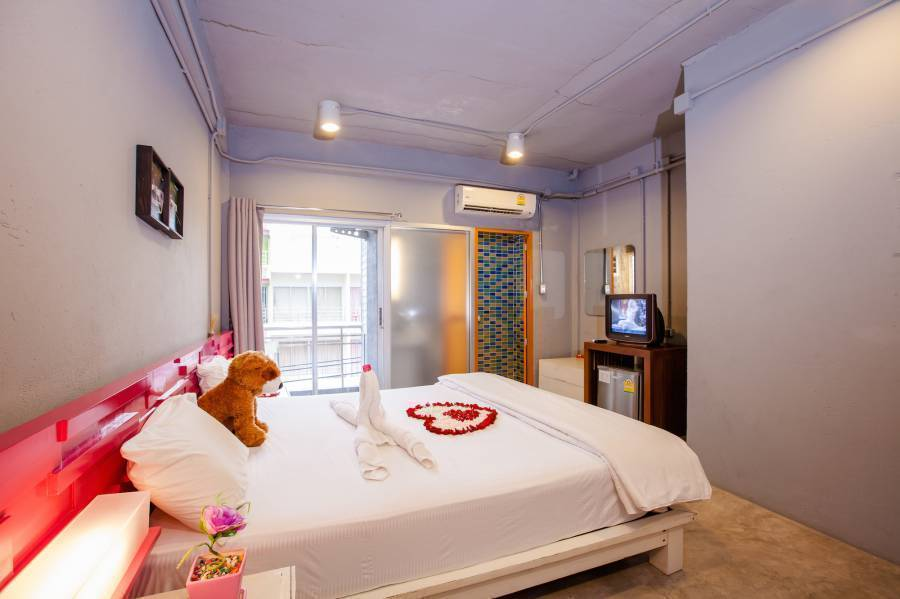 The Oddy Hip Hotel, Patong Beach, Thailand, Thailand hotels and hostels
