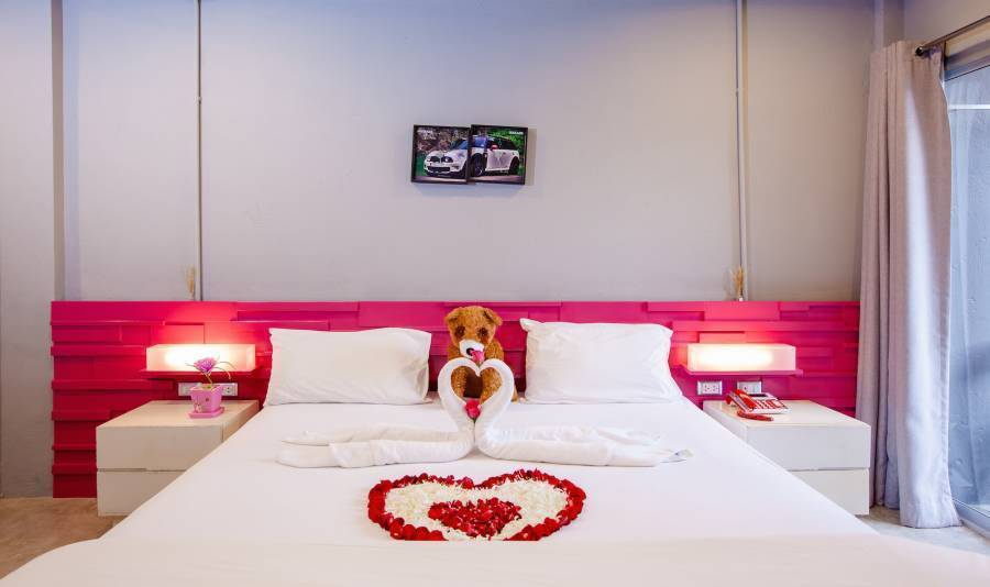The Oddy Hip Hotel, Patong Beach, Thailand, pilgrimage hotels and hostels in Patong Beach