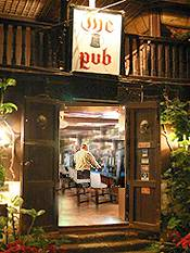 The Pub Chiang Mai, Chiang Mai, Thailand, city hotels and hostels in Chiang Mai