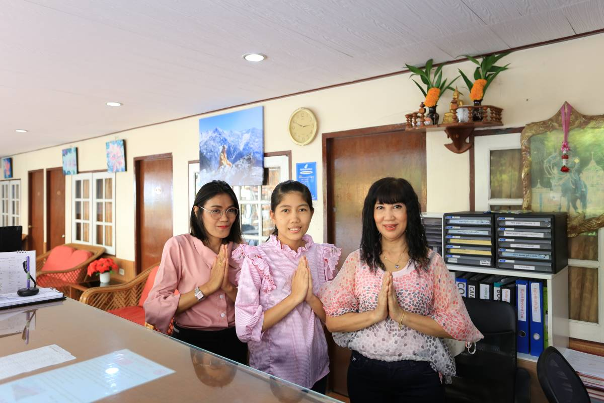 The Siam Guest House, Pattaya, Thailand, Thailand hotels and hostels
