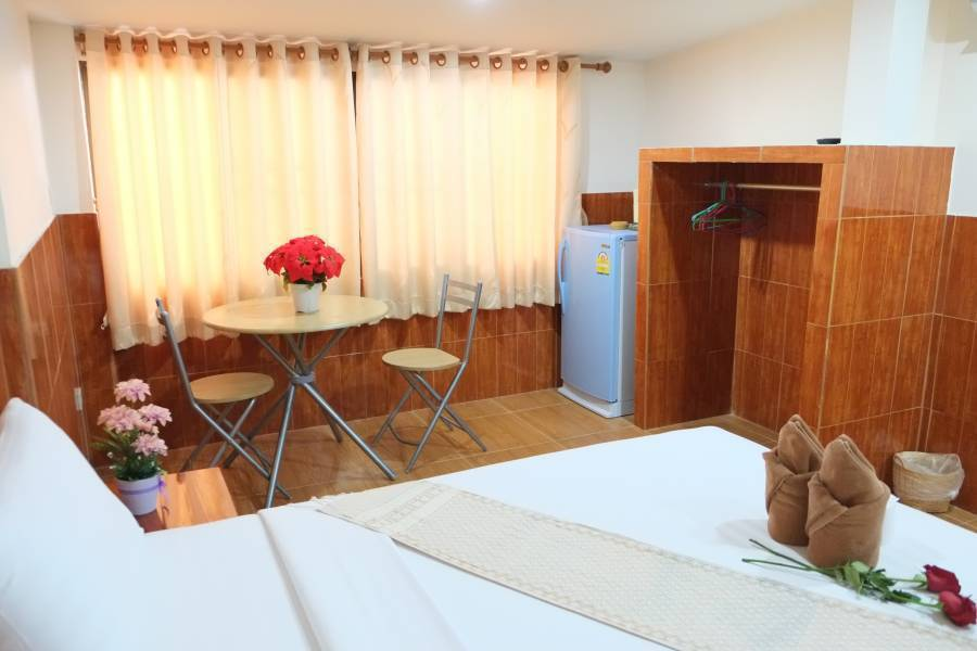 The Siam Guest House, Pattaya, Thailand, world traveler benefits in Pattaya