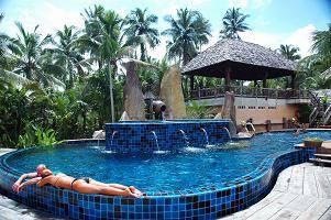 The Spa Kohchang Resort, Ko Chang Tai, Thailand, top quality hotels in Ko Chang Tai