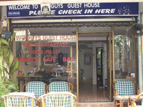 Two Guys Guesthouse, Pattaya, Thailand, Thailand hotels and hostels