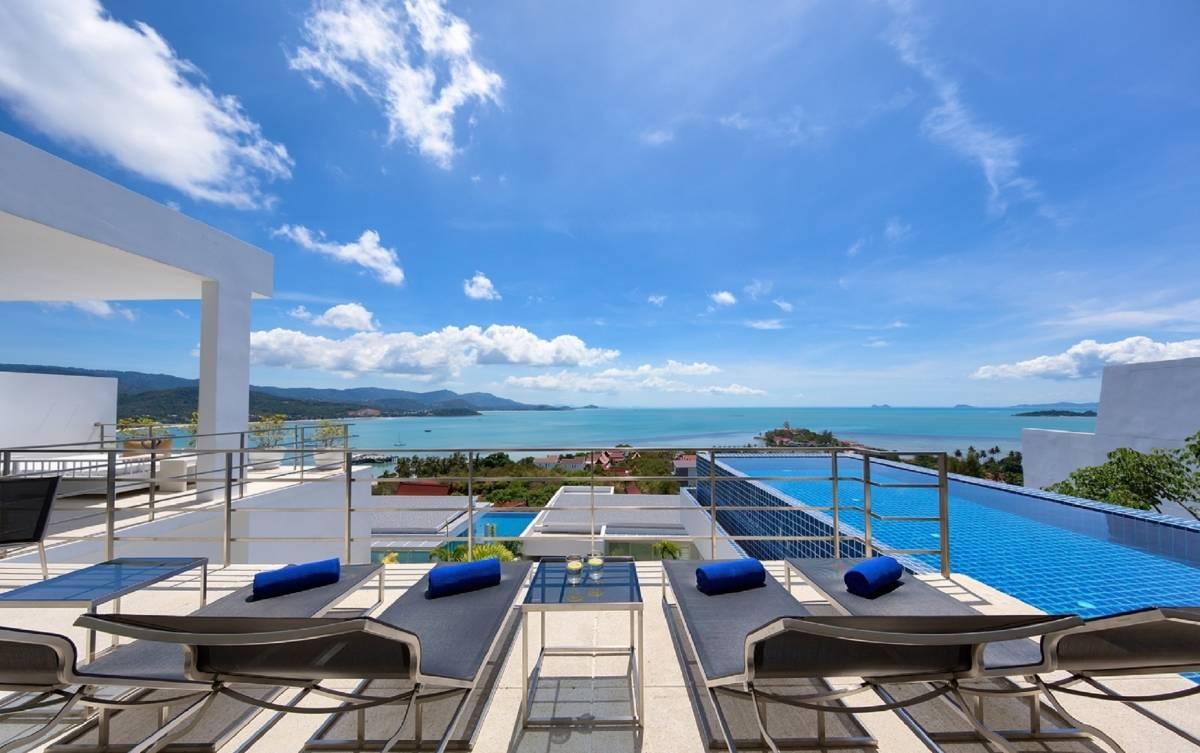Unique Villas Residences, Amphoe Ko Samui, Thailand, Thailand hotels and hostels