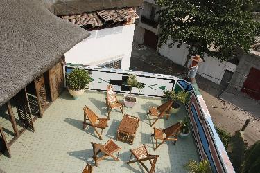 Hotel Equateur, Lome, Togo, Togo hotels and hostels
