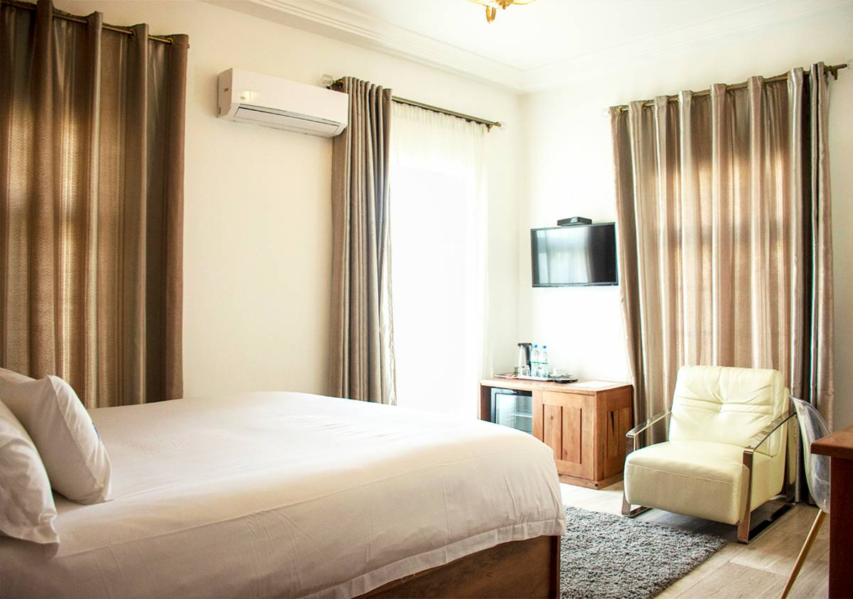 Le Petit Brussel, Lome, Togo, exclusive hotels in Lome
