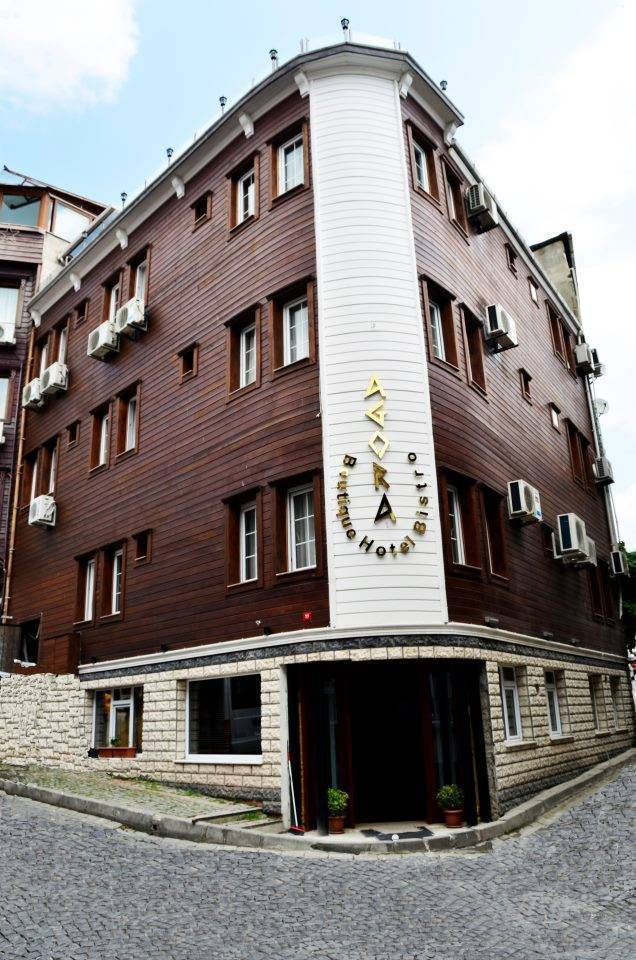 Agora Boutique Hotel and Bistro, Istanbul, Turkey, Turkey hotels and hostels