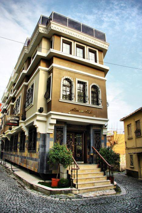 Almina Hotel, Sultanahmet, Turkey, Turkey hotels and hostels