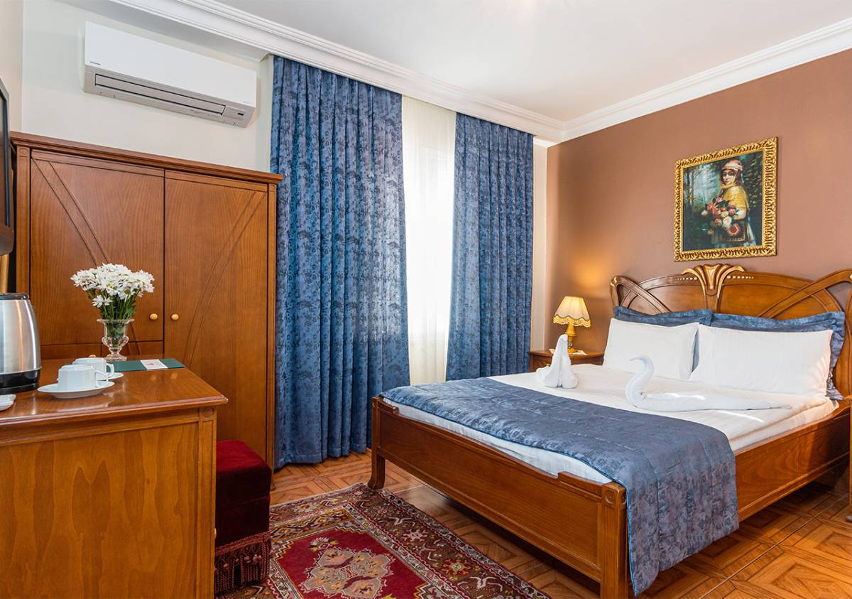 Alzer Hotel, Sultanahmet, Turkey, Turkey hotels and hostels