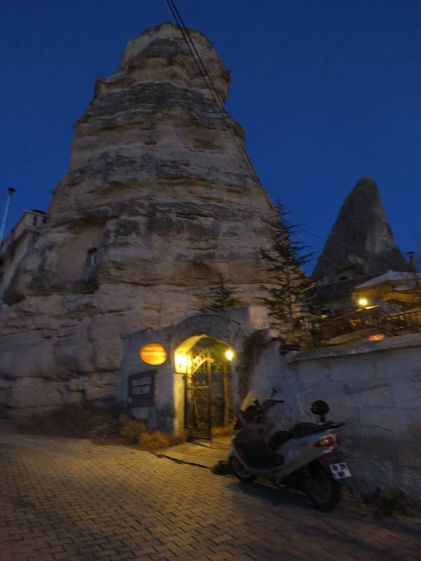 Anatolia Cave Hotel and Pension, Nevsehir, Turkey, Turkey hoteles y hostales