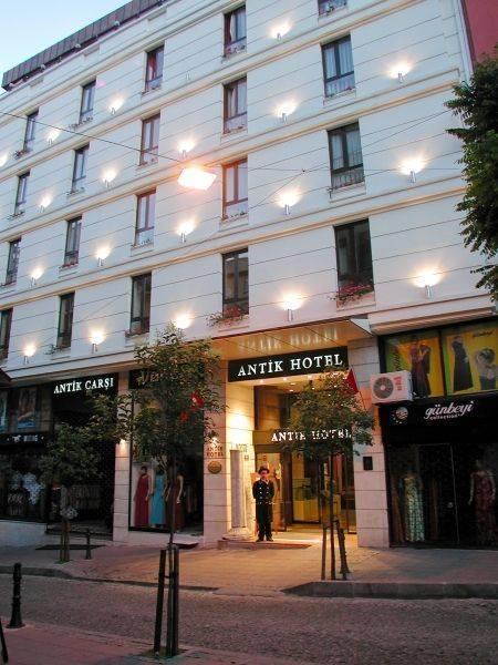 Antik Hotel Istanbul, Istanbul, Turkey, Turkey hotels and hostels