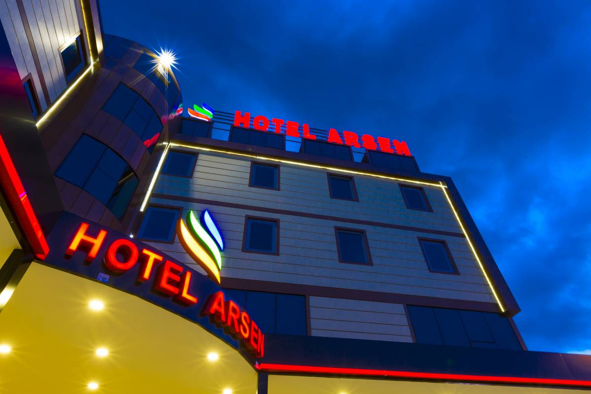 Arsen Hotel and Spa, Arsin, Turkey, Turkey hotels and hostels