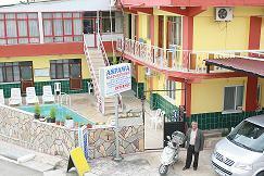 Aspawa Pension, Pamukkale, Turkey, Turkey hotele i hostele